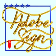 Adobe Sign Lettering