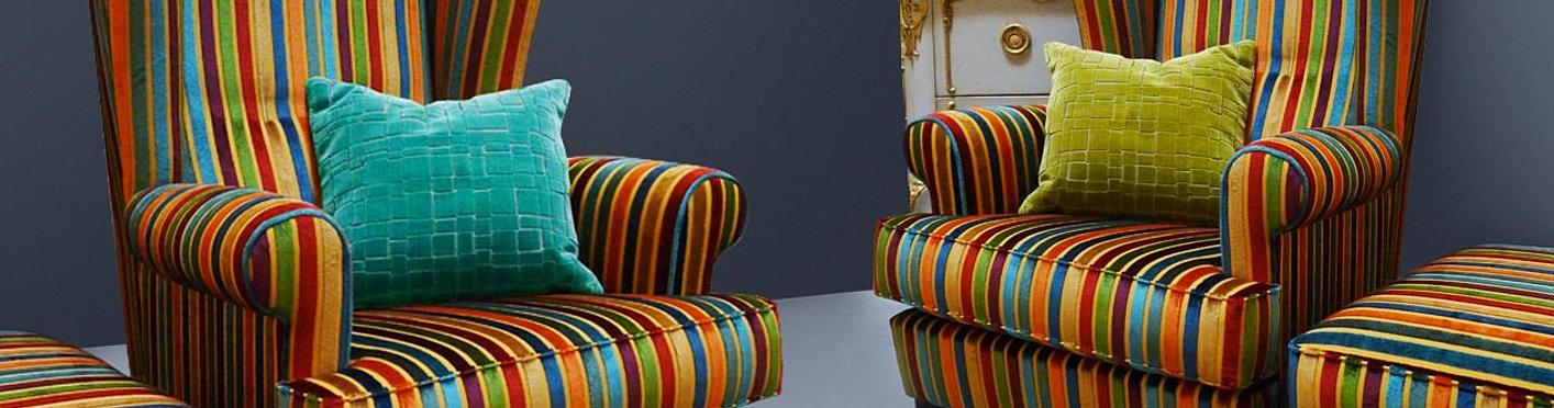 elegante ohrensessel kultige typen moderne klassiker. Black Bedroom Furniture Sets. Home Design Ideas