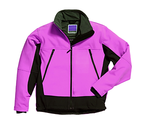 Purple Ski Jacket