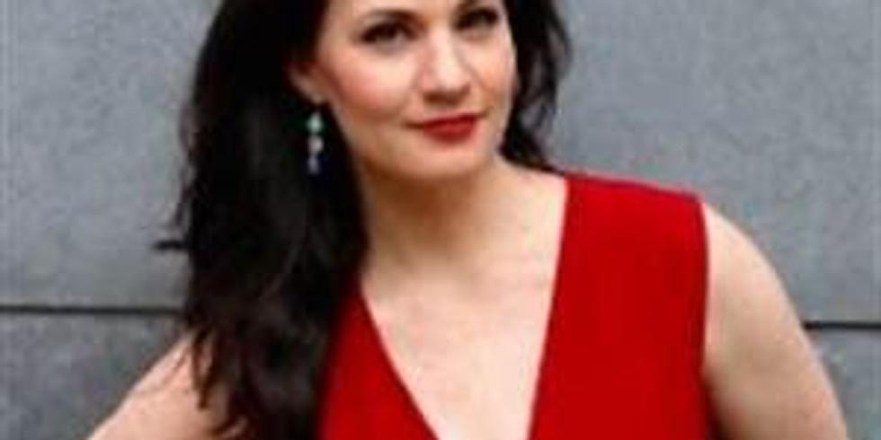 In Recital with Soprano Whitney Sloan