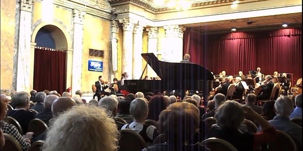 Bohuslav Martinu Piano Concertino - Red Deer Symphony Orchestra