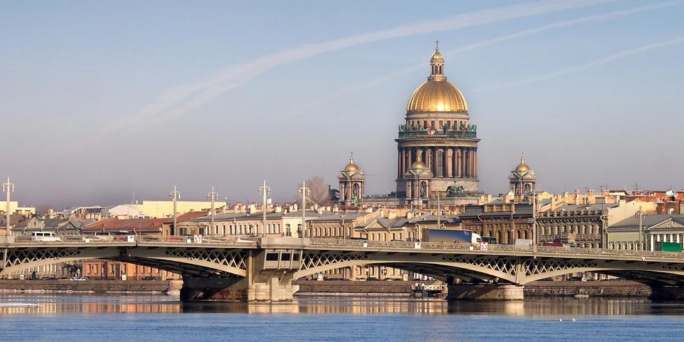 Piano Recital in St. Petersburg