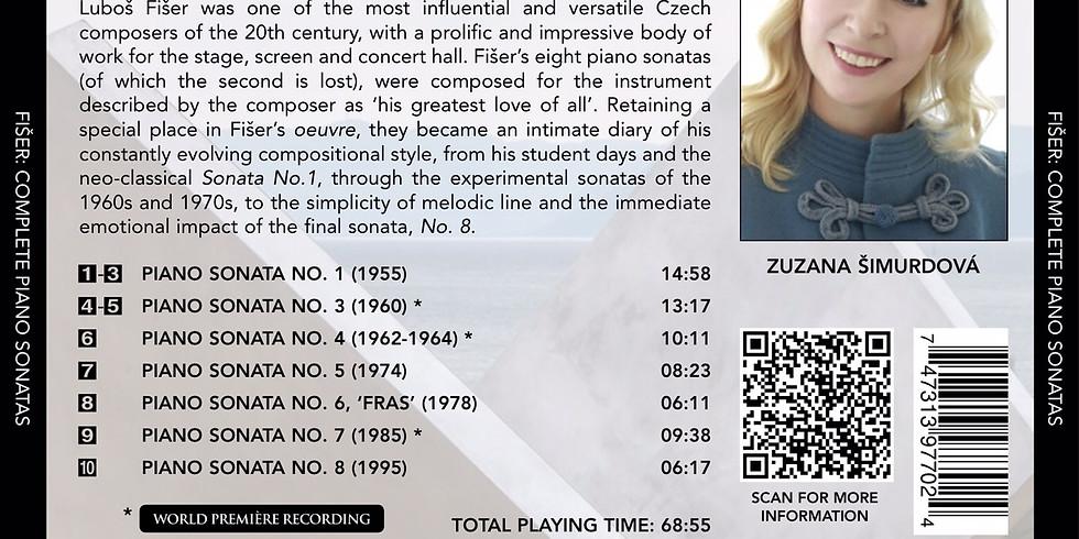 NAXOS GRAND PIANO CD RELEASE CONCERT!