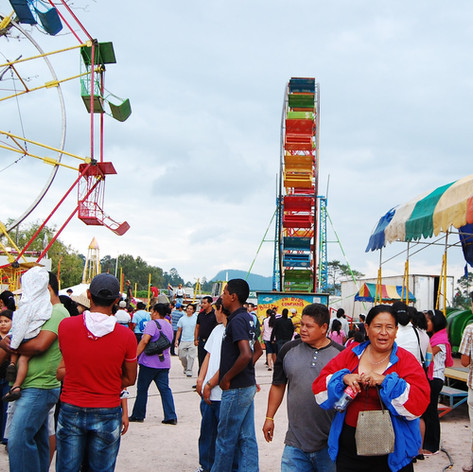 Feria de Valle de Angeles