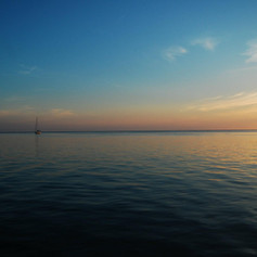 First sailing sight