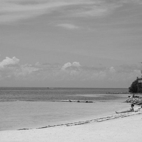 Pando beach