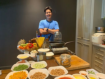 Chef Tim Ong | The Cooking Club