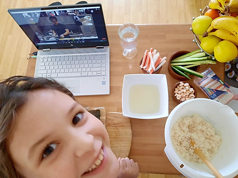 The Cooking Club - Online Cookery Classes for Kids