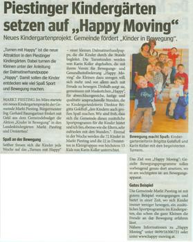 20070425_Bezirksblatt_HappyMoving in Pie