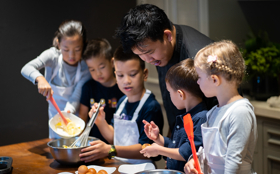 The Cooking Club   Cookery Camps for Kids in England