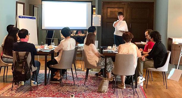 Seminar and Business Meeting at The Masons Table