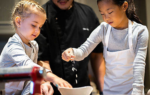 The Cooking Club | Kids Cooking