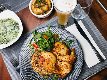 The Masons Table Roasted Chicken