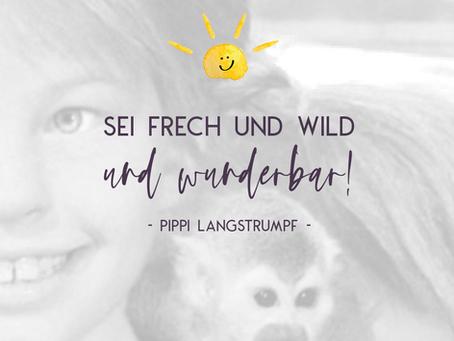 Ich liebe Pippi Langstrumpf