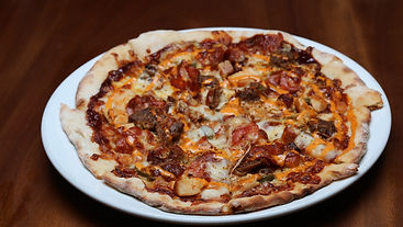 The Masons Table Thin Crust Pizza in Singapore