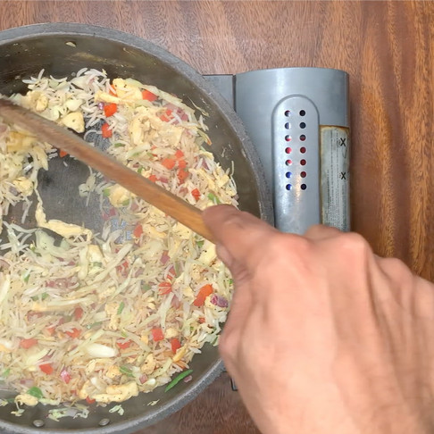 Everyday Vegetarian Fried Rice