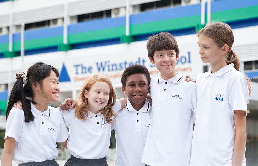 Winstedt School Singapore | Victus Catering