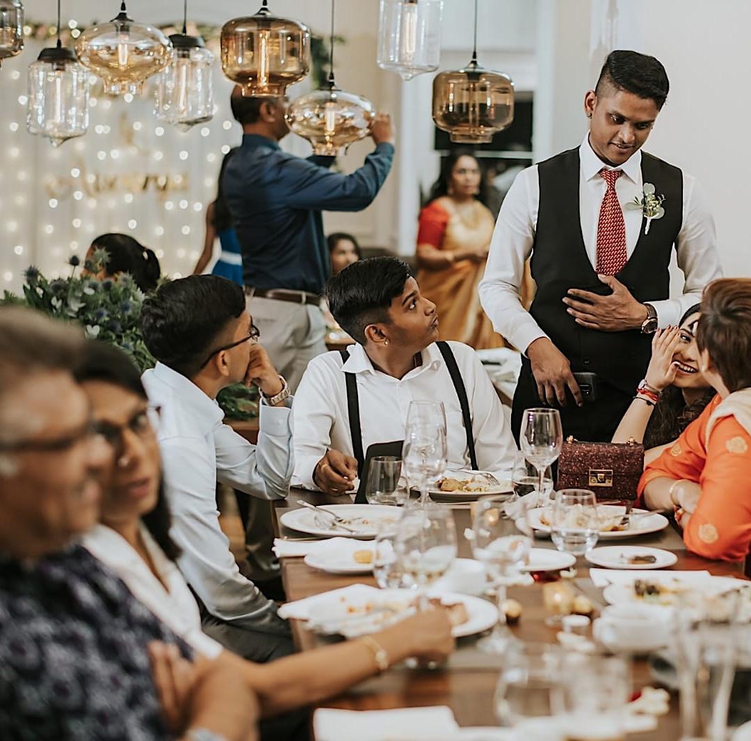 Weddings at The Masons Table