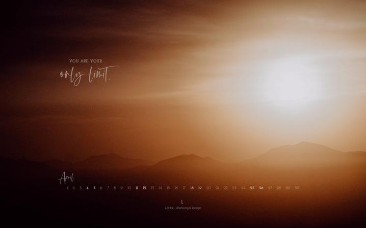 LENNi Wallpaper April Desktop