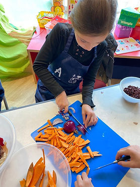 The Cooking Club Camps UK