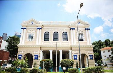 Freemasons Hall of Singapore | The Masons Table