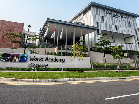 GEMS World Academy (Singapore) extends partnership with Victus Catering.