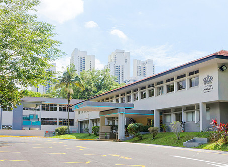 Dover Court International School (Singapore) chooses Victus Catering.