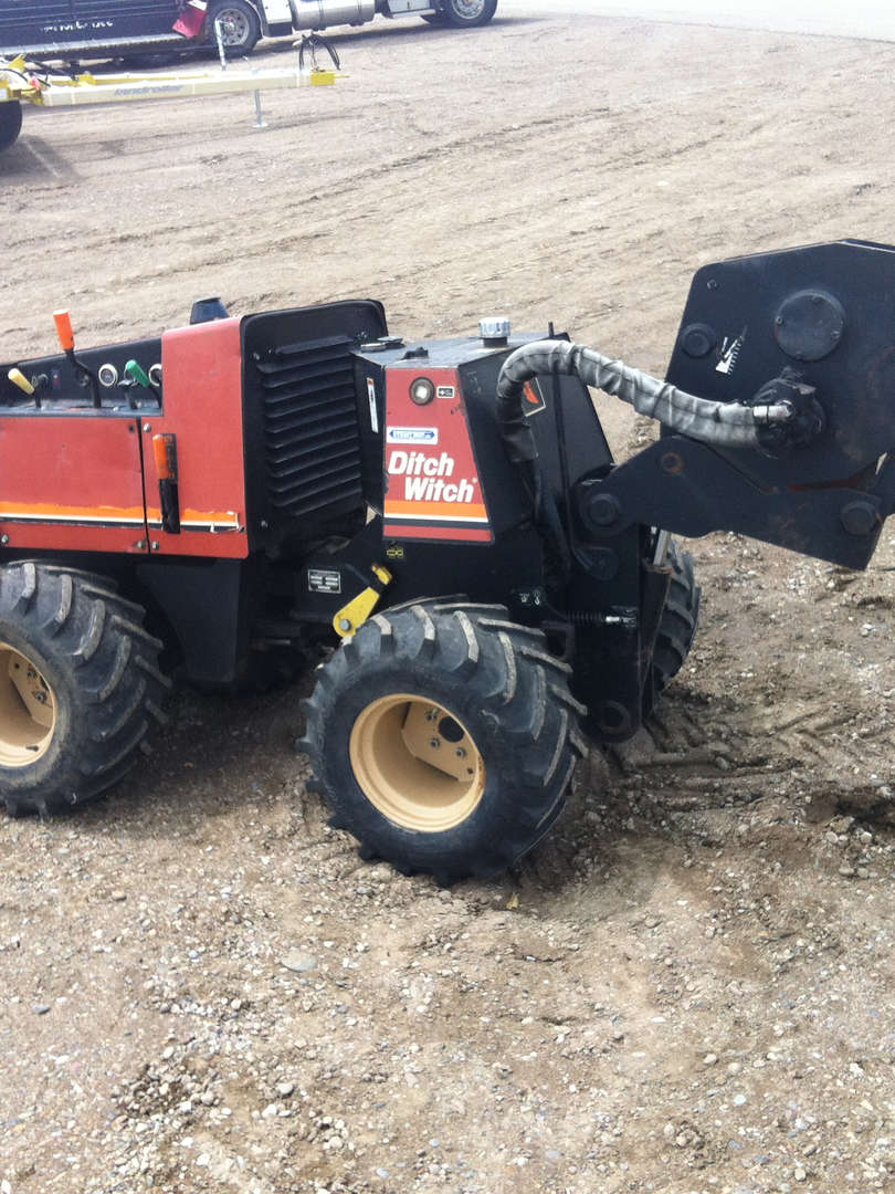 410SX Trencher