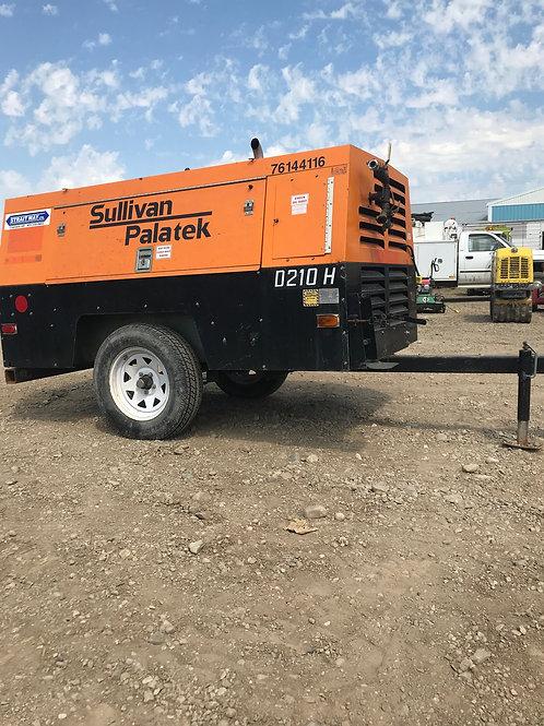 Sullivan Palatek Air Compressor CFM 210