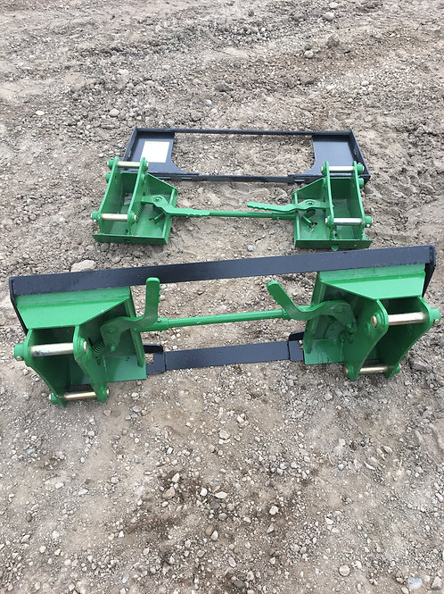 JD146 Adapter -pins to 145/146/148/158 Loaders