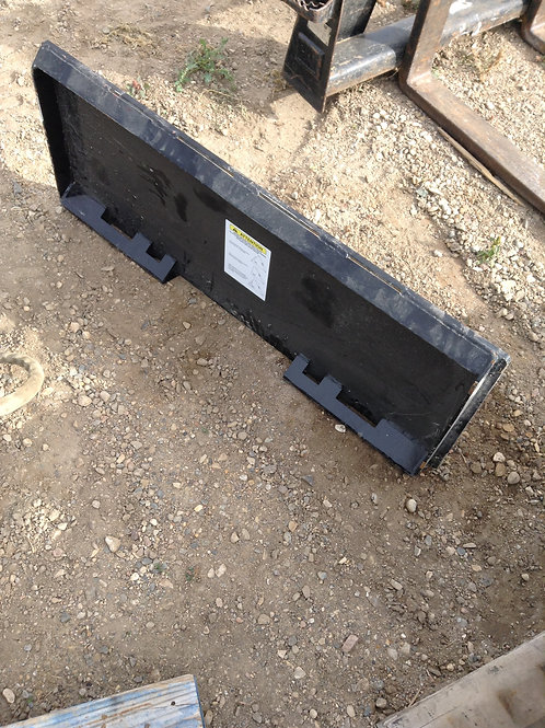 Heavy Duty Weld-on Quick Attach Plate