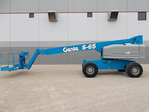 Genie Boomlift S65