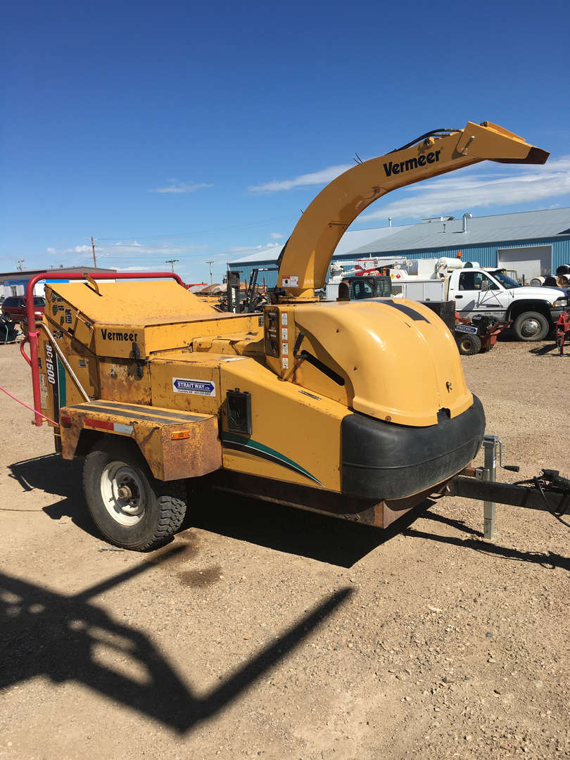 "15"" Wood Chipper"