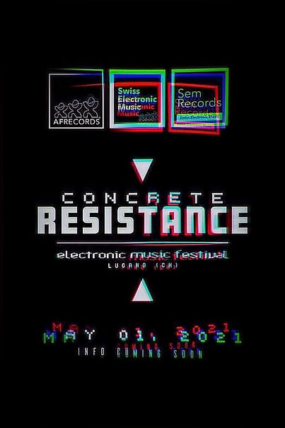 concrete resistance swiss electronic music