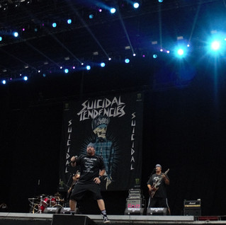 Suicidal Tendencies @ Resurrection Fest
