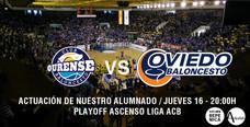 Actuación COB vs Oviedo