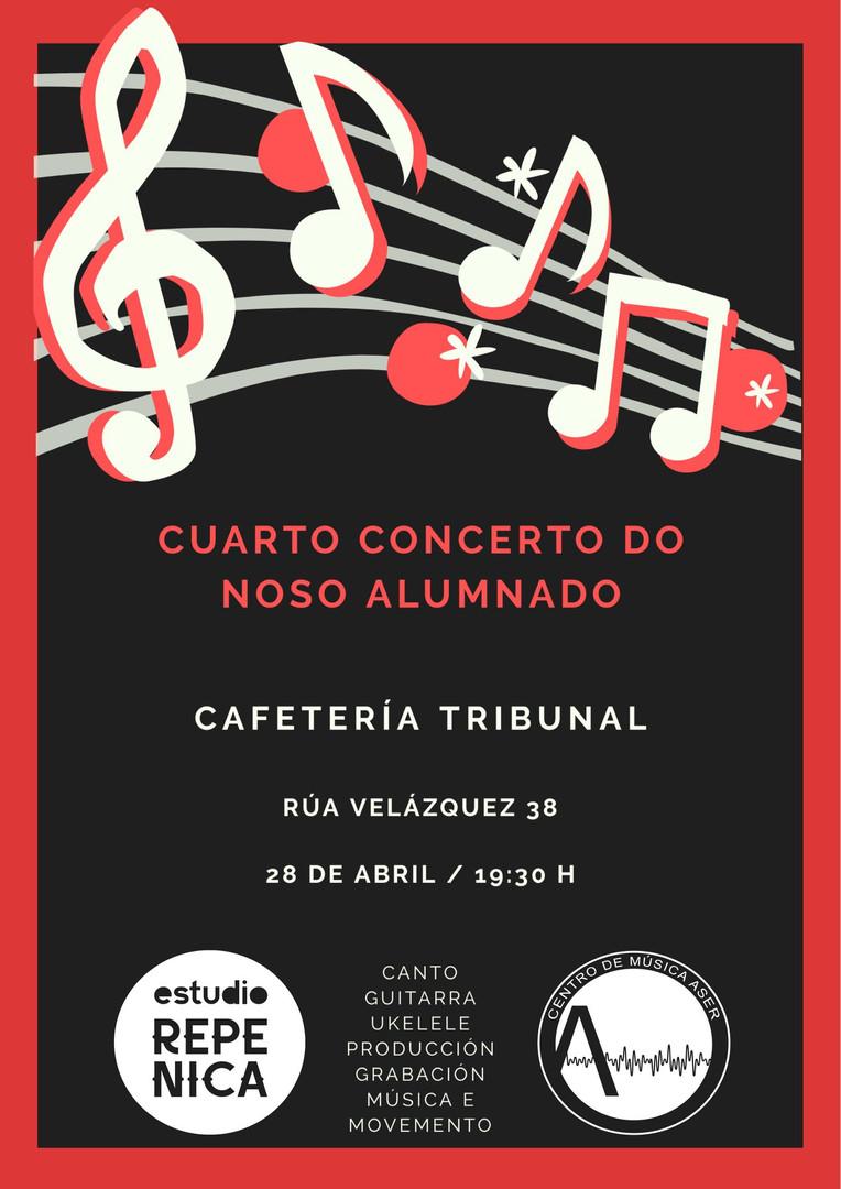 Cuarto concierto del cursos 2018/2019
