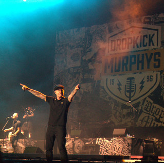 Dropkick Murphys @ Resurrection Fest