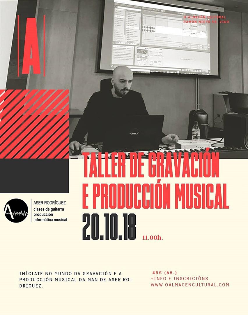 Cursos de Producción en Vigo