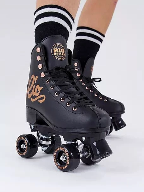 Rio Roller Rose Black Skates