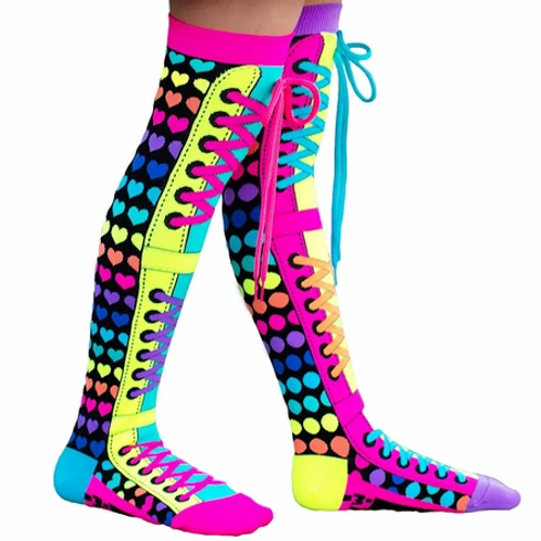 Mad Mia Disco Socks