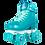 Thumbnail: Crazy Glitter Pop Teal Skates