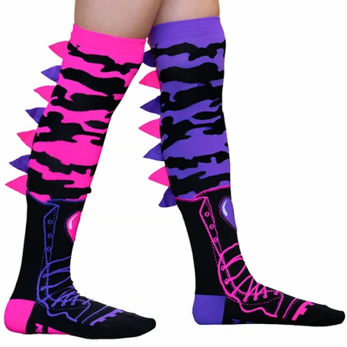 Mad Mia Camo Socks