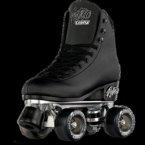 Retro | Roller Skates | Black