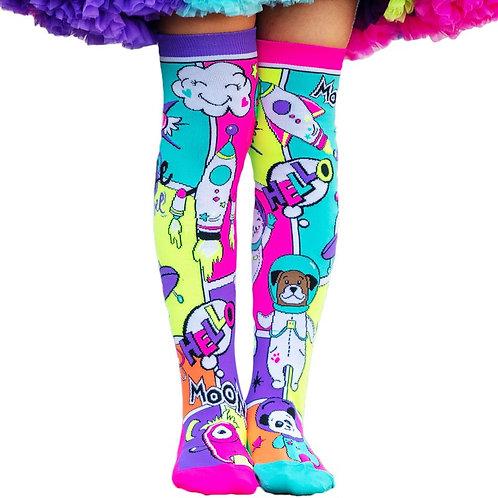 Mad Mia Space Travel Socks