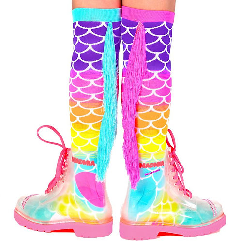 Mad Mia Mermaid Socks