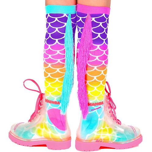 Mad Mia Mermaid Socks