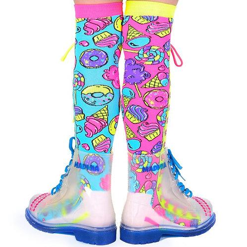 Mad Mia Candy Land Socks