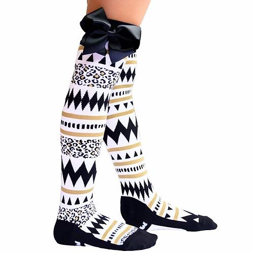 Mad Mia Tribal Socks