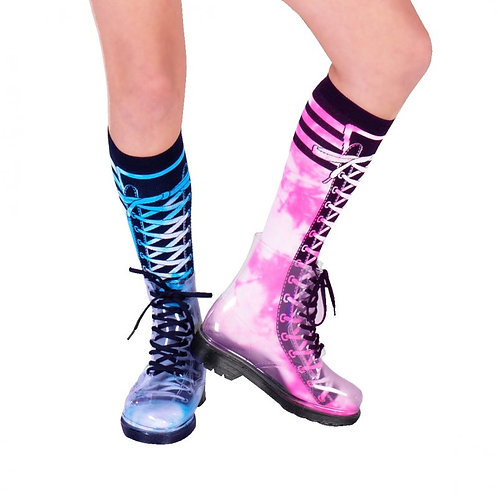 Mad Mia Tie Dye Socks